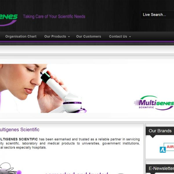 Multigenes Scientific